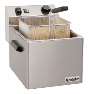 Warnik do makaronu 1 kosz, 7L, US