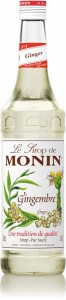 GINGER Syrop imbirowy 0,7 l - MONIN