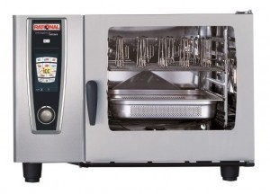 Piec gazowy Rational - 6 x 2/1 GN Self Cooking Center