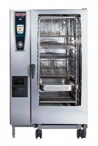 Piec gazowy Rational Combi Master Plus 202